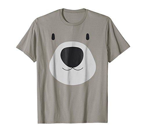 polar bear mask - 9