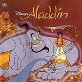 img - for Disney's Aladdin (Golden Look-Look Book) book / textbook / text book