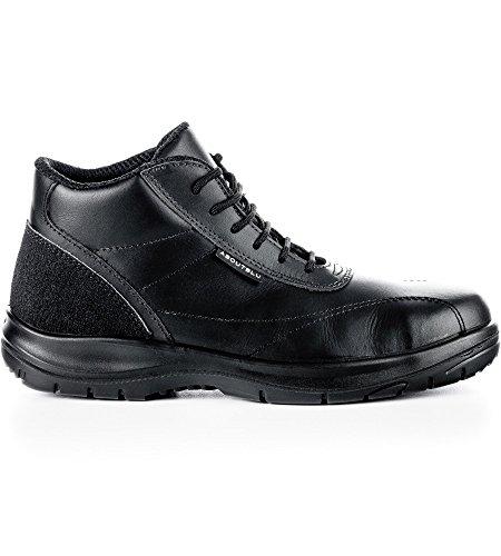 sécurité Light Pro de Montantes Chaussures Noir S3 IxwSfnq6