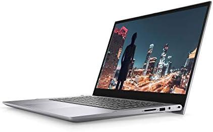 Dell Inspiron 14 inch 5406 2 in 1, FHD Touchscreen Laptop – Intel Core i7-1165G7, 12GB 3200MHz DDR4 RAM, 512GB SSD, Iris Xe Graphics, Windows 10 Home – Titan Grey (Latest Model) 41h51w8AQoL