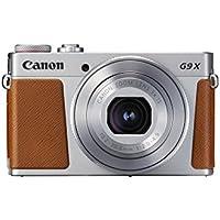 Canon Powershot G9 X Mark Ii Fotoğraf Makinesi, Full HD (1080p), Gümüş, 2 Yıl Canon Eurasia Garantili