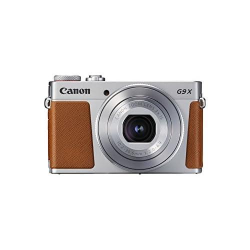 Canon - Powershot G9 X Mark II - Appareil photo numérique compact - Argent