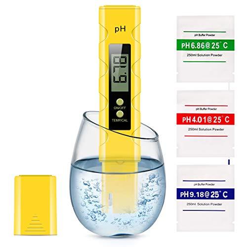 Digital Ph Meter Ph