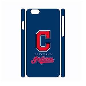 Deluxe Handmade Hard Plastic Baseball Team Logo Designer Print Phone Accessories for Iphone 6 Case - 4.7 Inch