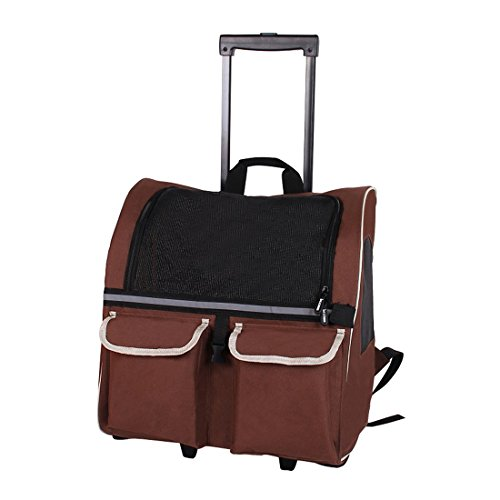 Around Rolling Carrier Traveler Backpack product image