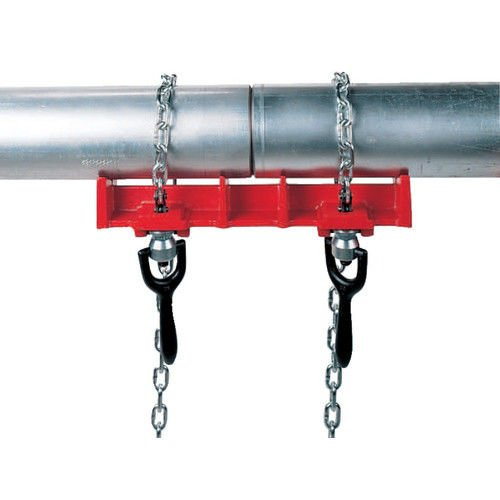 RIDGID 40220 461 Straight Pipe Welding Vise, 1/2-inch to 8-inch Pipe Welding Clamp