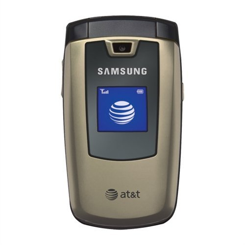 A437 Phone (Samsung A437 Unlocked Quadband Phone with Camera, Bluetooth and Speakerphone--U.S. Version (Gold))