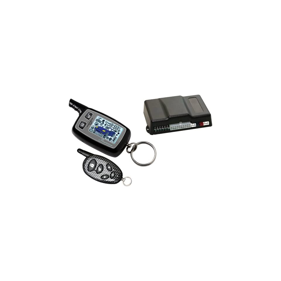 PRECISION P2210 2 Way Extended Range Keyless Entry & Remote Starter