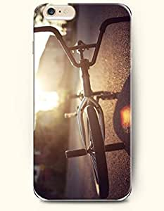 diy phone caseSevenArc New Apple iPhone 6 ( 4.7 Inches) Hard Case Cover - Bike Lying on the Grounddiy phone case