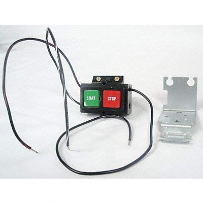 General Electric Selector Switch Kit Off-On Size 3-4 Blk