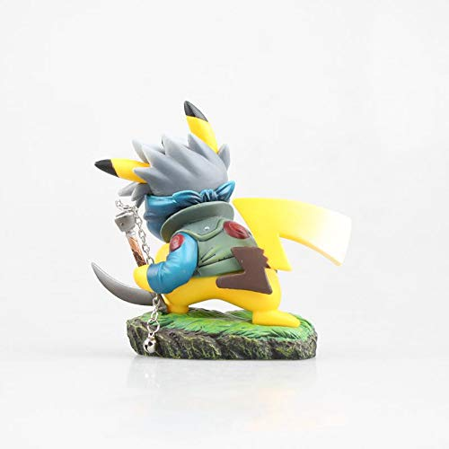 Amazon.com: Grocoto Action & Toy Figuras – 4.1 in Pikachu ...