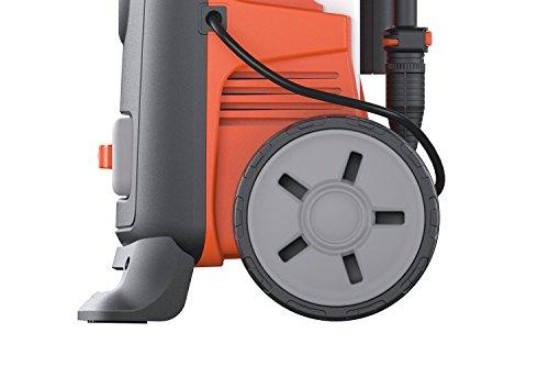 Black+Decker BXPW2200PE Idropulitrice ad Alta Pressione con Patio Cleaner Deluxe e Spazzola Fissa (2200 W, 150 bar, 440 l/h) 5 spesavip