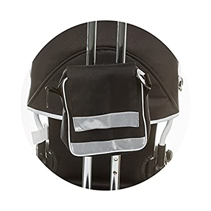 triciclo bidireccional y evolutivo de Chipolino SPORTICO black//white
