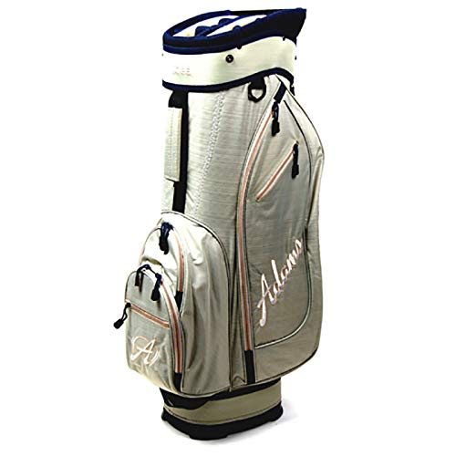 Adams New Golf Idea Cart Bag (Beige) -