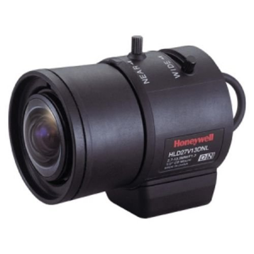Honeywell - HLD27V13DNL - Lens 2.7-13.5mm Ir Coated