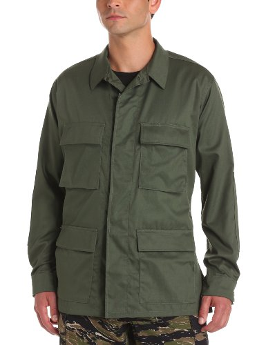 - Propper Men's BDU Coat, Olive, 4X-Large Regular