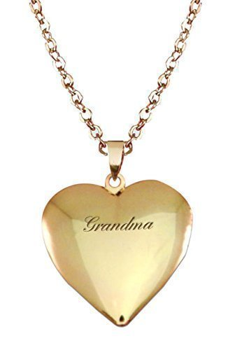 sterling engraved heart be font script personalised necklace silver connik can lockets locket pendant