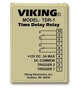 Electronics Auto Viking - Viking Time Delay Relay (VK-TDR-1) -