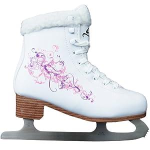 Cox Swain Figur Damen + Kinder Eiskunstlauf Schlittschuh Flower - alle...