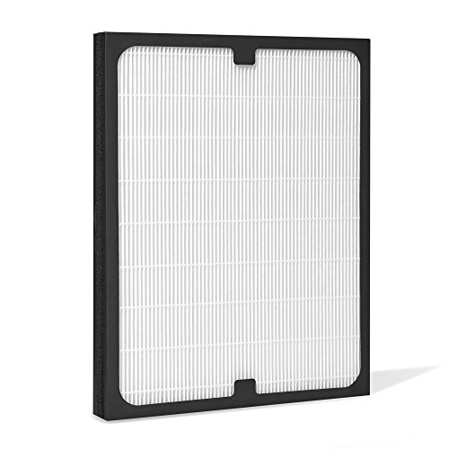 Series Smokestop Replacement (Blueair Classic Replacement Filter, 200/300 Series Genuine SmokeStop Filter, Pollen, Dust, Odor Removal; 203, 270E, 303, 201, 250E, 215B, 210B, 205)