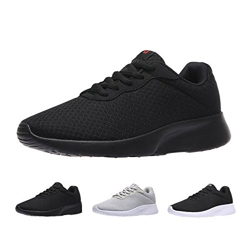 MAIITRIP Men's Running Shoes Sport Athletic Sneakers,Black,Size 11 by MAIITRIP