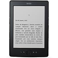 "Kindle, pantalla de E Ink de 6"" (15,2 cm), wifi (generación anterior – 5ª)"