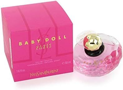 Baby Doll By Yves Saint Laurent For Women. Eau De Toilette Spray 1.6 Ounces