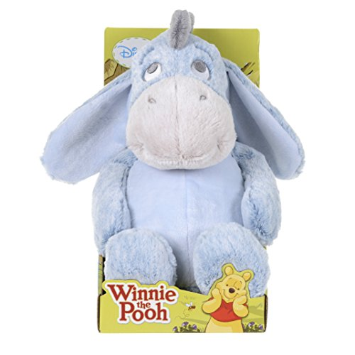 (Winnie the Pooh Snuggletime Eeyore Soft Toy, 12