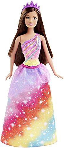Barbie Princess Doll, Rainbow (Princess Fashion Doll)