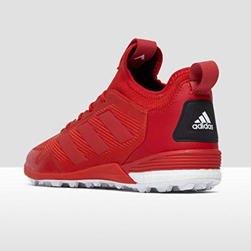 Adidas Ace Tango 17.1 Tf, Chaussures de Soccer Intérieur Homme, Rouge (Rojo/Escarl/Ftwbla), 44 EU