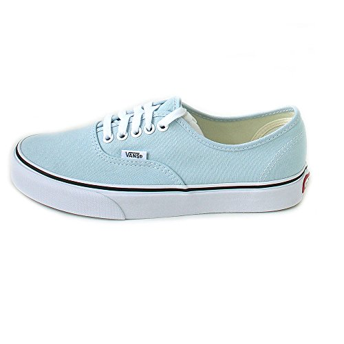 Vans Authentic, Baskets Femme, Bleu (Baby Blue/True White Q6k), 36 EU
