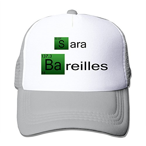 Custom Personalized Mesh Sara Singer Bareilles Dancing Hat Caps - Style Jenner And Kendall Kylie