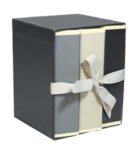Semikolon Petite Photo Album Library Box Set, Black Series (04507)