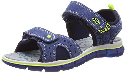 Primigi Kids Boys Shoes - Primigi Boys'' PTV 33968 Ankle Strap Sandals, Blue (Bluette/Blu 3396800) 3.5 UK