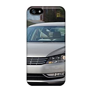 High-quality Durability Case For Iphone 5/5s(volkswagen Passat Us Version 2012)