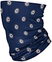 Winnipeg Jets NHL Mini Print Logo Gaiter Scarf
