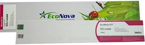 sc Ivy eeb-c440 mm Eco-solvente ECONOVA Magenta 440 ML, Cartucho ...