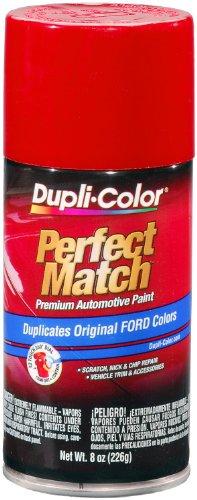 Dupli-Color BFM0306 Cardinal Red Ford Exact-Match Automotive Paint - 8 oz. Aerosol (Capri Cardinal)