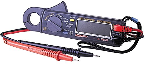 Auto Meter BVA-200s Battery & Electrical System Micro-Processor Tester, Hand-Held Unit, 120 Amp by Auto Meter (Image #1)