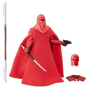 Star Wars 2016 The Black Series Emperors Royal Guard Exclusive Action Figure 3.75 Inches, Red (Wars Guard Royal Star)