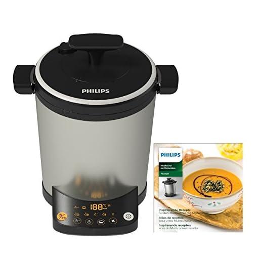 Philips HR2206/80, Robot da cucina per cuocere ed impastare ...