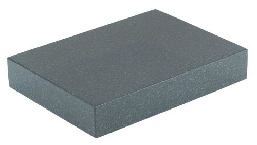 Grizzly G9648 9-Inch by 12-Inch by 3-Inch Granite Surface Plate, No Ledge