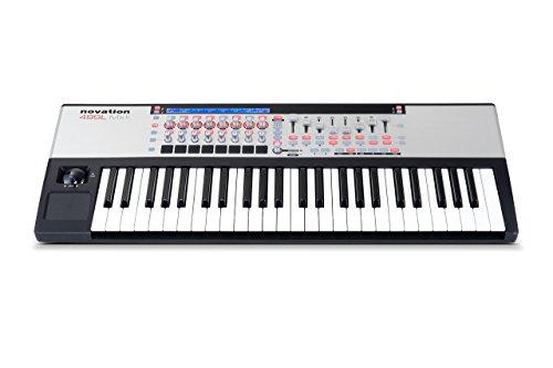 Novation 49 SL MkII USB Midi Controller Keyboard 49 Keys (Certified Refurbished)