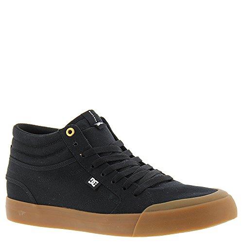 Hautes Salut Black Pour Dc Chaussures Hommes Evan Smith qtORZ7