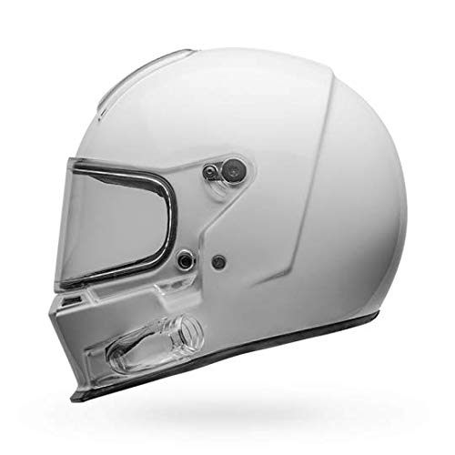 Bell Eliminator Forced Air Adult Street Motorcycle Helmet 3X-Large White