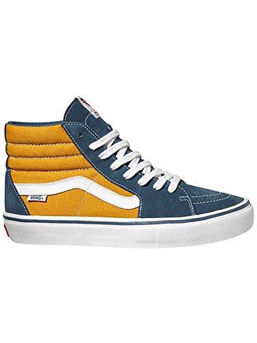 Vans Zapatillas abotinadas M Sk8-Hi Pro Azul / Amarillo EU 38.5 (US 6.5)