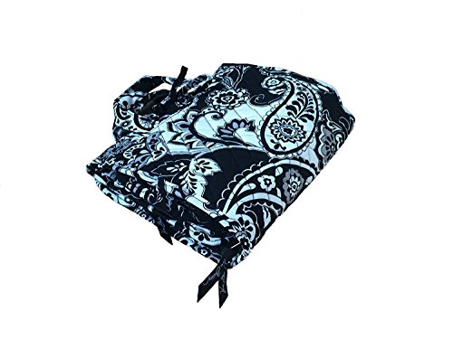 Black Hanging Bradley Solid With Paisley Organizer Vera Interior Midnight H7nxZqOO