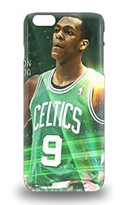 Hot Iphone Case Cover Protector For Iphone 6 Plus NBA Dallas Mavericks Rajon Rondo #9 3D PC Soft Case