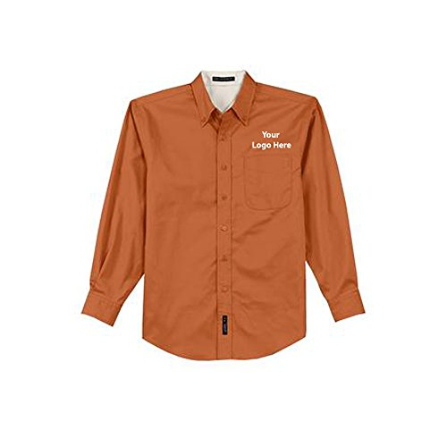 LS Shirt - 24 Quantity - $27.25 Each - BRANDED with YOURLOGO/CUSTOMIZED by Sunrise Identity