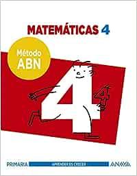 Matemáticas 4. Método ABN. - 9788467877861: Amazon.es